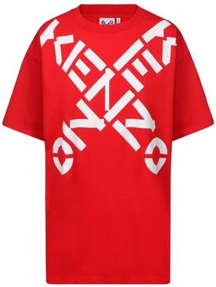 Kenzo Sport Big X Oversized T-Shirt