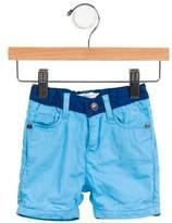 Little Marc Jacobs Boys' Bicolor Shorts