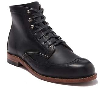 Wolverine 1000 Mile Addison Leather Wingtip Boot