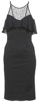 BCBGeneration ATHENAIS women's Dress in Black