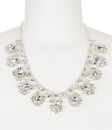 Cezanne Rhinestone Deco Statement Necklace