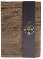 Marks And Spencer Marks And Spencer Set Of 2 Wood Effect Notebooks