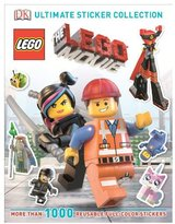 DK Publishing Ultimate Sticker Collection: The LEGO Movie
