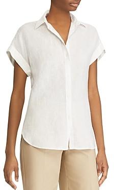 Ralph Lauren Ralph Dolman-Sleeve Button-Down Shirt