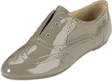 Cole Haan Tompkins Patent Leather Oxford, Summer Khaki