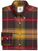 Brooks Brothers Tartan Oxford Button-Down Shirt