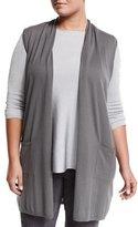Marina Rinaldi Maestoso Knit Vest, Plus Size