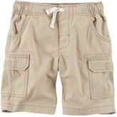Carter's Boys 4-8 Cargo Shorts