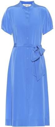 Diane von Furstenberg Addilyn silk crepe de chine dress