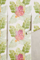 Anthropologie Majorcan Garden Wallpaper