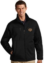 Antigua Men's Houston Dynamo Traverse Jacket