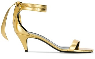 Saint Laurent Charlotte sandals