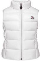 Moncler Girls' Ghany Vest - Sizes 8-14