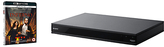 Sony UBP-X800 Smart 3D 4K UHD HDR Upscaling Blu-Ray/DVD Player with High Resolution Audio