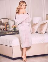 Marks and Spencer Tie Front Shimmer Dressing Gown