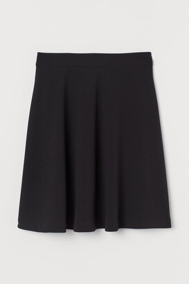 H&M Skater skirt - Black