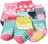 Carter's 6-Pack Socks