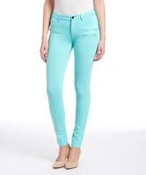 Aqua Zip-Pocket Ponte Pants