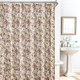 Leila Plisse 14-pc. Fabric Shower Curtain, Liner & Hook Set