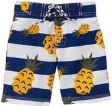 Gymboree Pineapple Board Shorts