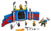 Lego Super Heroes Thor Vs Hulk Arena Clash