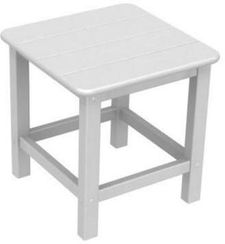Polywood Seashell Side Table