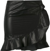 Isabel Marant Aurora mini skirt - women - Cotton/Linen/Flax - 38