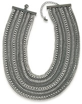 ABS by Allen Schwartz Chain Statement Necklace, 16""