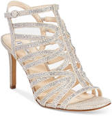 INC International Concepts Women's Gawdie Caged Sandals, Only at Macy's