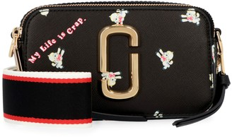 Marc Jacobs Magda Archer X The Snapshot Leather Camera Bag