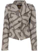 Vivienne Westwood Women's Beige/brown Cotton Jacket.