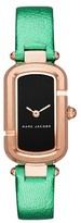 Marc Jacobs Women's The Jacobs Leather Strap Watch, 31Mm