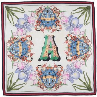 Gucci Square scarves