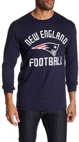 Junk Food Clothing New England Pats Long Sleeve Tee