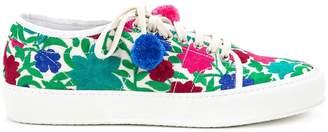 Joshua Sanders Airoa lace-up sneakers