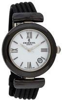Charriol Ael Round Steel Watch