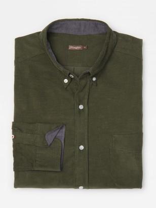 J.Mclaughlin Stonewall Classic Fit Corduroy Shirt