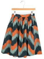 Bobo Choses Girls' Printed A-Line Skirt