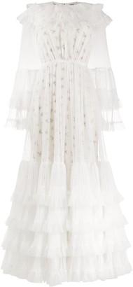 Giambattista Valli Tiered Maxi Dress
