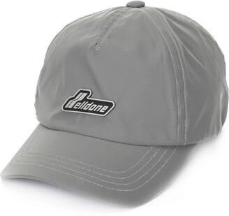 we11done Logo Embellished Panelled Cap