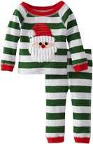 Mud Pie Baby Boy Holiday Christmas Two Piece Play Set, Multi, 12 18 Months