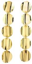 Roberto Coin 18K Yellow Gold Disc Drop Dangle Earrings