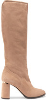 Iris and Ink Dolly Suede Knee Boots
