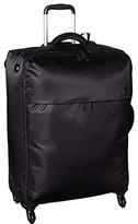 Lipault Paris Original Plume Spinner 72/26 Packing Case (Black) Luggage