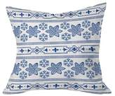 "Deny Designs Apollo Blue Deep Snowdrift Throw Pillow (20""x20"
