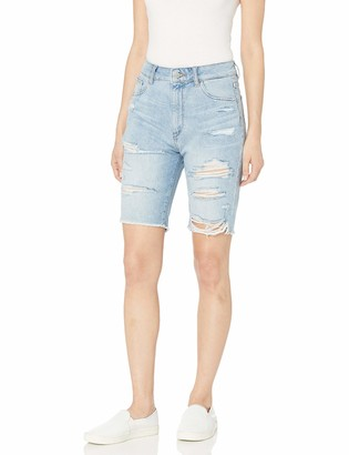 DL1961 Women's Jerry High Rise Bermuda Short