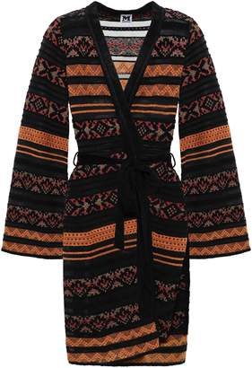 M Missoni Boucle-knit Cardigan