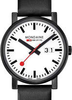 Mondaine A6273030361sbb evo big stainless steel watch