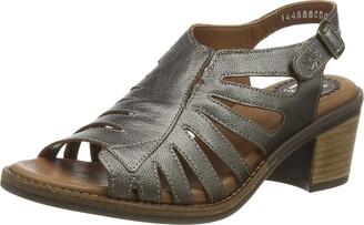 Fly London Women's ZENA586FLY Open Toe Heel Sandals