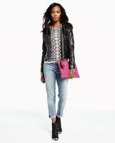 7 For All Mankind Josefina Skinny Boyfriend Jeans, Condell Wash